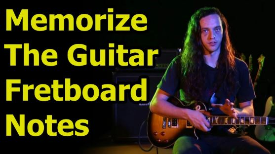 Easily Memorize The Guitar Fretboard Notes
