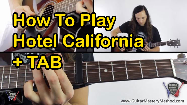 How to Play Hotel California