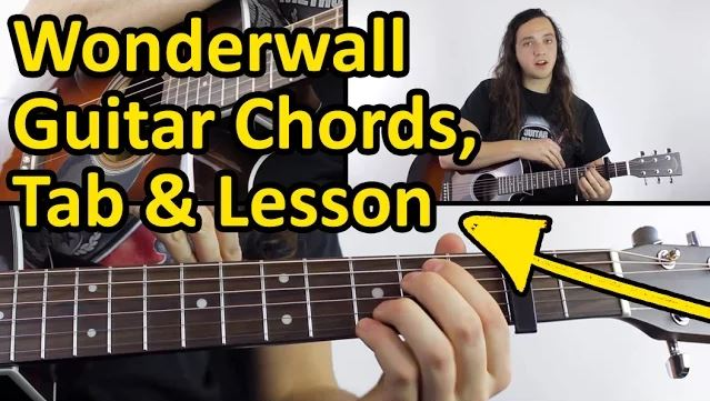 How To Play Wonderwall