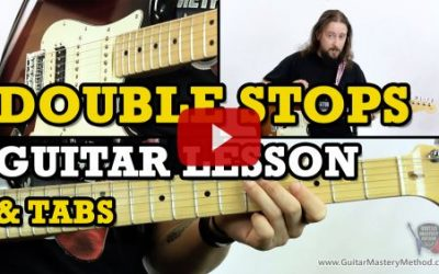 How To Play Double Stops