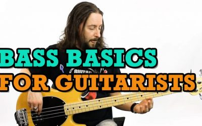 Bass Basics For Guitarists