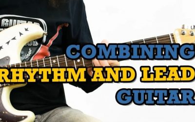 Combining Rhythm And Lead Guitar
