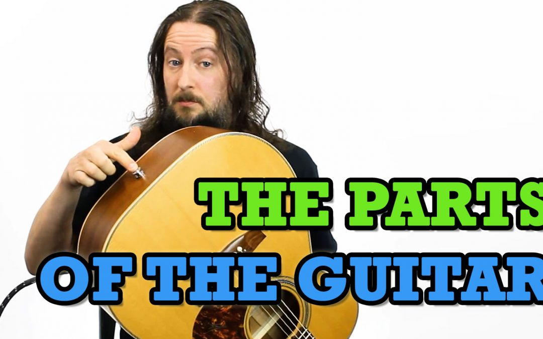 The Parts Of The Guitar