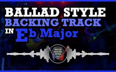 Backing Track – Ballad Style In Eb Major