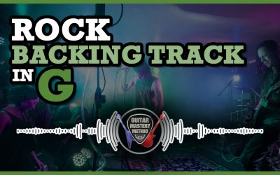 Backing Track – Rock In G