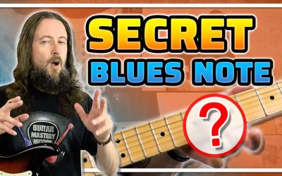 How To Play The Blues Scale On Guitar | Blues Guitar Lesson