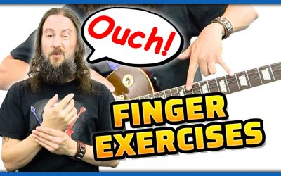 Guitar Finger Exercises Used By EVERY Great Guitarist!