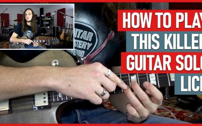 (Play This!) Killer Guitar Solo Lick II