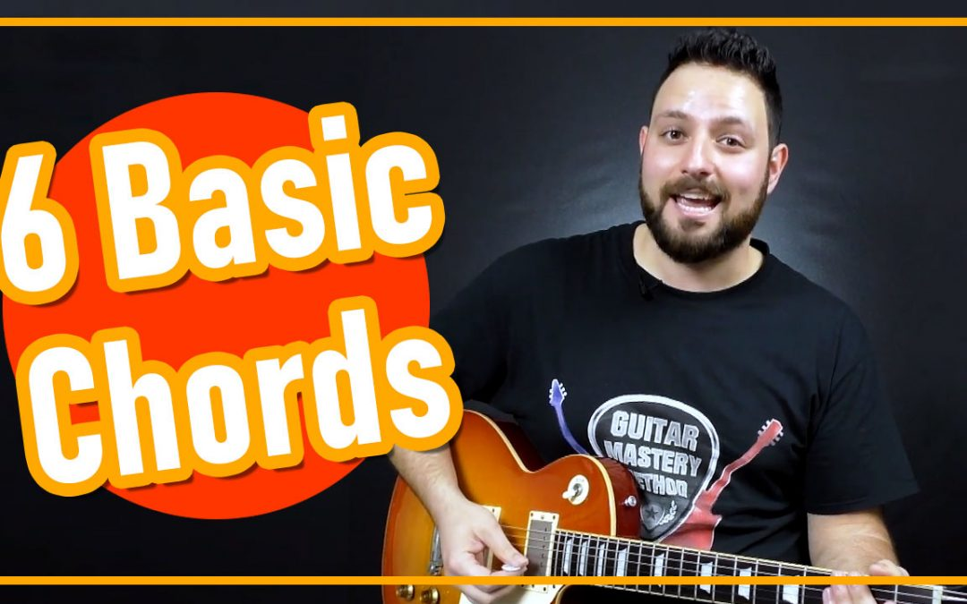 6 Basic Guitar Chords