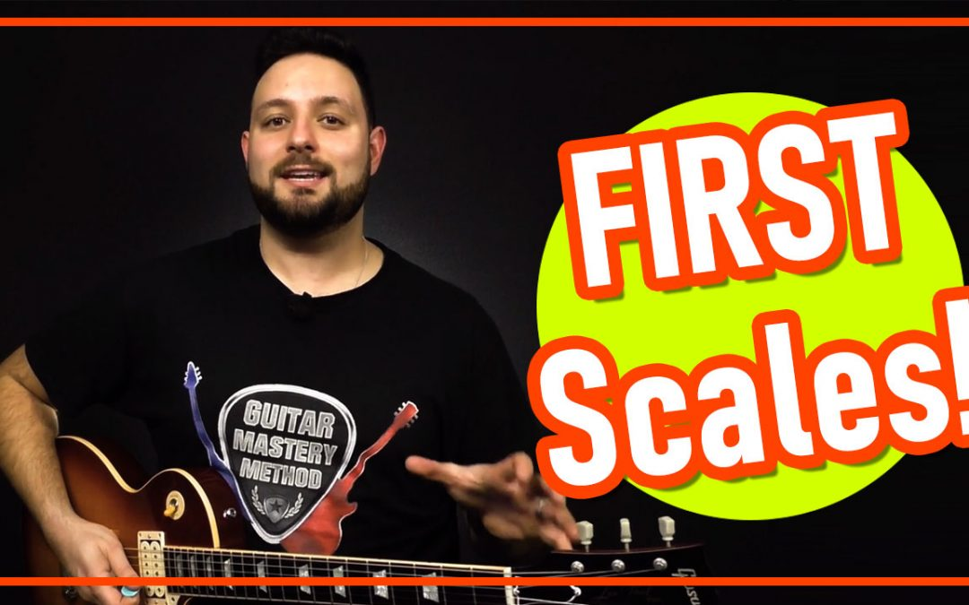 Beginner Guitar Scales – What You Should Learn FIRST