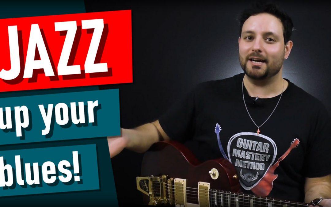 12 Bar Blues Rhythm… Jazzified!