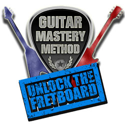 Unlock The Fretboard DVD
