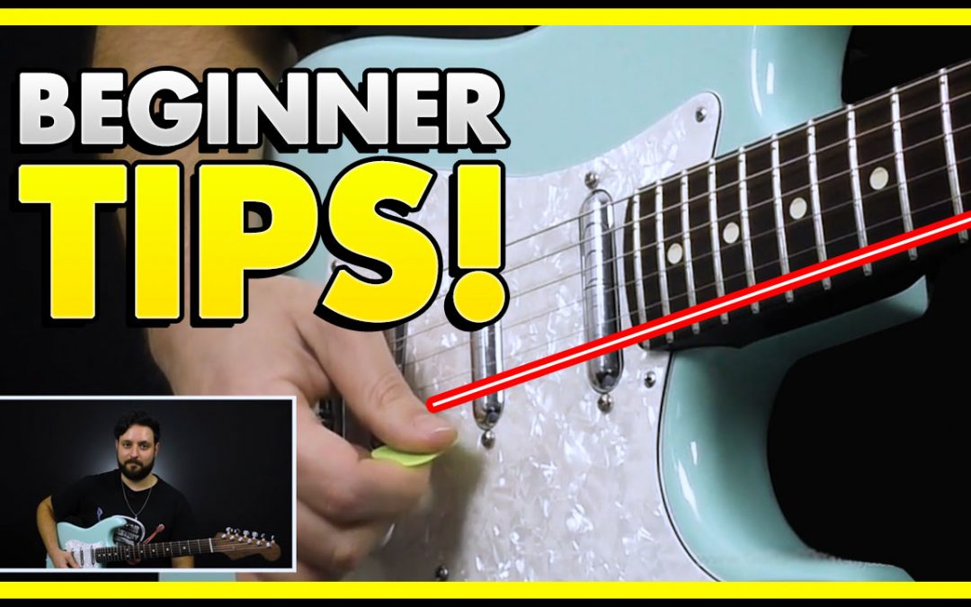 Tips for Beginner Guitarists