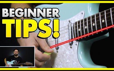 Tips for Beginner Guitarists