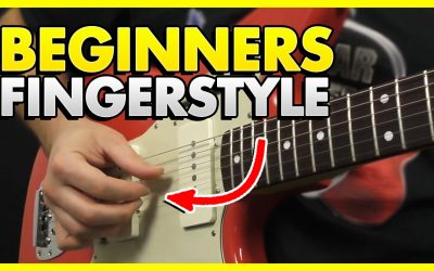 Fingerstyle Guitar EASY For Beginners