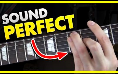 Want PERFECT Sounding Barre Chords?