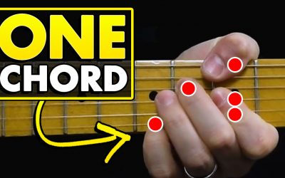 ONE Chord to SILENCE Any Crowd