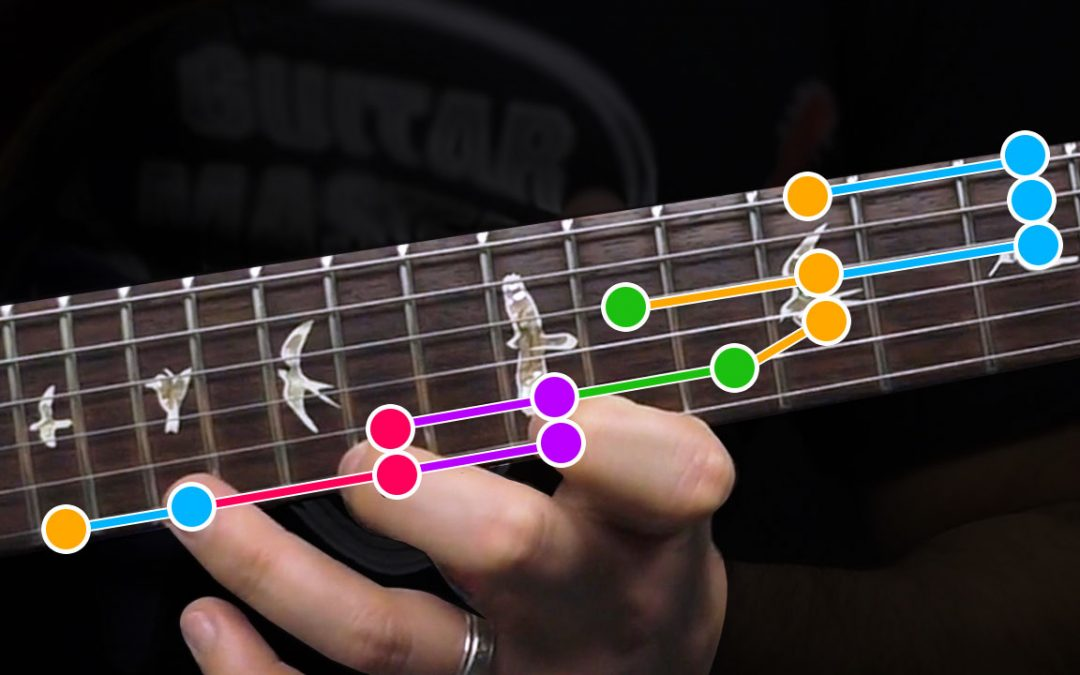 Cover The ENTIRE Fretboard With this ONE Melodic Lick!