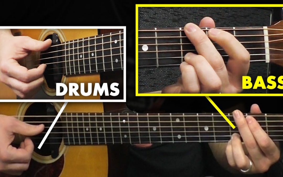 How to Turn Your Guitar Into a FULL Band