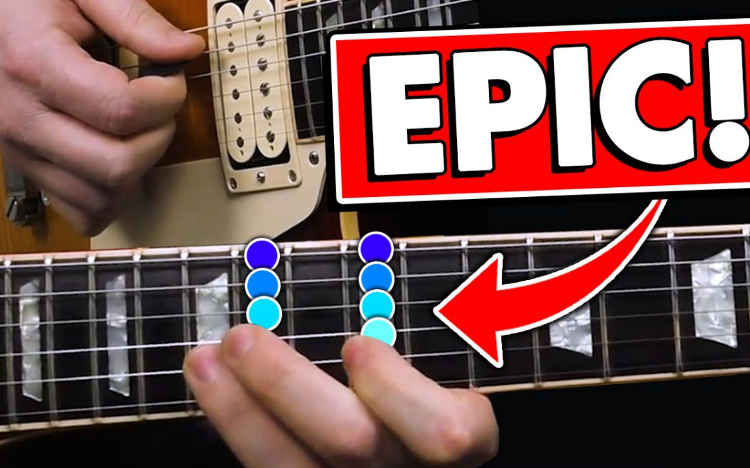 ONE Picking Technique To Look & Sound Like A Pro!!