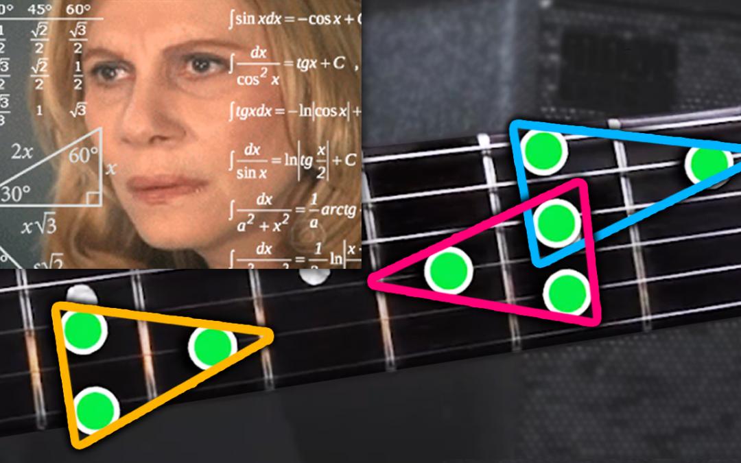 Fretboard Triangles