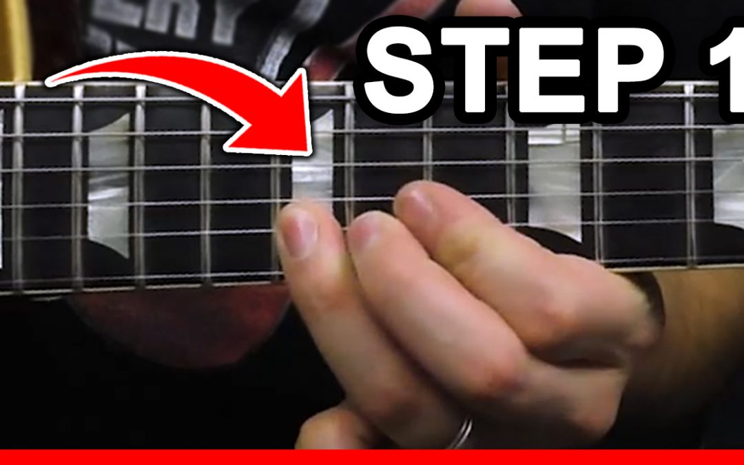 Become A Guitar GOD in Minutes! (with just 4 Steps)