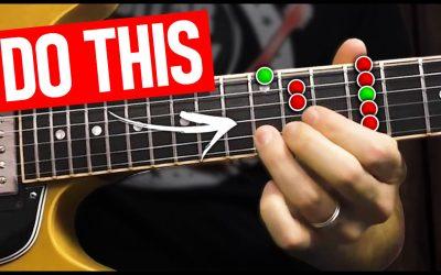 Play The Blues Scale (Minor Pentatonic) + Major Pentatonic Scales on your Guitar
